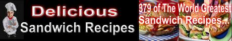 Pay for Delicious Sandwiches Recipes
