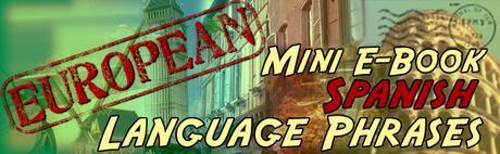 Pay for Spanish Language Phrases Mini E-book