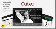 Thumbnail Cubed - Ultra Customizable Premium WP Theme