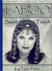 Thumbnail Taboo Sacred Dont Touch by Kay Taylor Parker