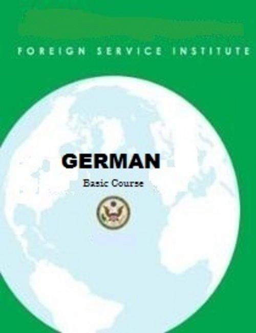 Pay for GERMAN LANGUAGE TRAINING COURSE - FSI AUDIO+TEXT