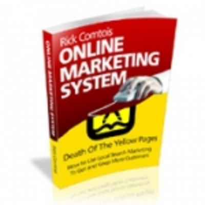Pay for Online Marketing System