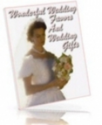 Pay for Wonderful Wedding Favors And Wedding Gifts