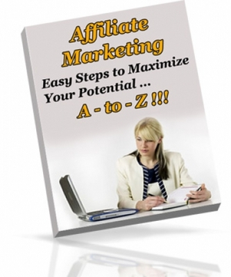 Pay for Affiliate Marketing A - To - Z