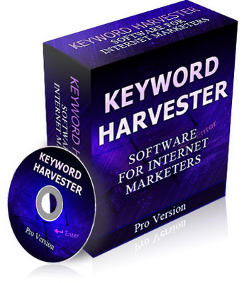 Pay for Keyword Harvester