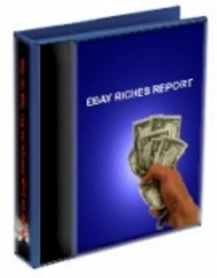 Pay for EBay Riches Report