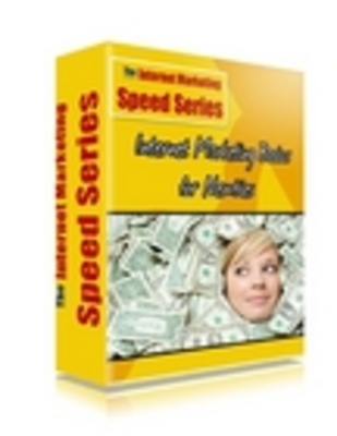 Pay for Internet Marketing Basics For Newbies eBook