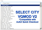 Thumbnail Select City VQMOD (compatible with AQC) OpenCart