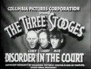 Thumbnail 3 Stooges - Disorder in the Court, MPG, Comedy Short