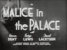 Thumbnail 3 Stooges - Malice in the Palace, MPG, Comedy Short