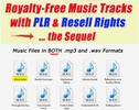 Thumbnail 1 Professional Quality Music tracks -Wind Surfer.wav