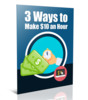 Thumbnail 3 Ways To Make $10 Per Hour!