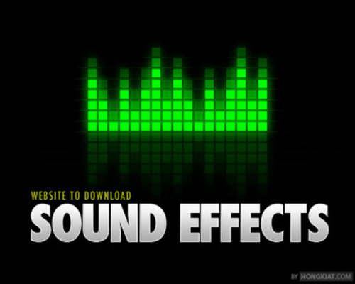 Pay for 1001 Sound Effects