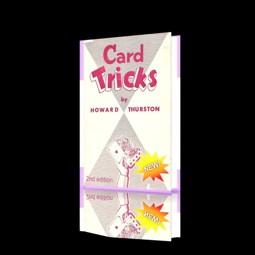 Pay for *New*! Card Tricks