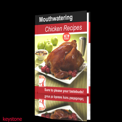 Pay for *NEW!*	 Mouthwatering Chicken Recipes - Master Resale Rights