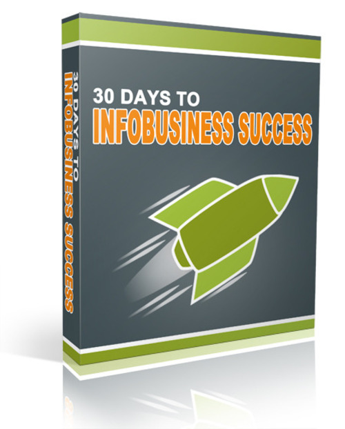 Pay for 30 Days to InfoBusiness Success
