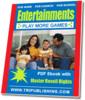 Thumbnail entertainment for home, church, and school plr