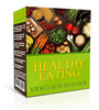 Thumbnail Healthy Eating Instant Video Site Builder (MRR)