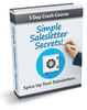 Thumbnail Simple Salesletter Secrets - 5 Day Crash Course (PLR)