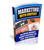 Thumbnail Marketing With Content - Online business owners blueprint