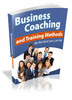 Thumbnail Business Coaching and Training - Be the best! (MRR)