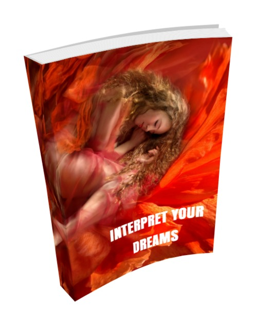 Pay for Interpret Your Dreams - With Resale Rights