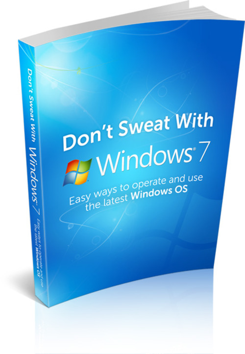 Pay for Dont Sweat With Windows 7 - with MRR