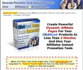 Thumbnail Clickbank Tools Generator with Master Resale Rights