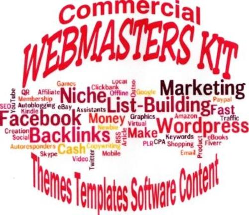 Pay for WordPress - Commercial Webmasters Kit