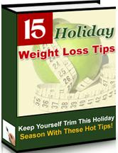 Thumbnail 15 Holiday Weight Loss Tips  Keep Yourself Trim This Holiday Season With These Hot Tips