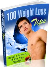 Thumbnail 100 Weight Loss Tips  Helpful Advice To Get You Started  Lose Weight!