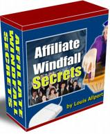 Thumbnail Affiliate Windfall Secrets  by Louis Allport - *w/Resell Rights*