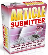 Thumbnail Article Submitter  Automatically Submit Your Articles To The Article Directory Sites