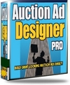 Thumbnail Auction Ad Designer Pro  Build Great Looking Auction Ads Easily