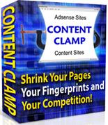 Thumbnail Content Clamp  Shrink Your Pages Your Fingerprints And Your Competition - *w/Resell Rights*