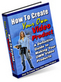 Thumbnail How To Create Your Own Video Product  A Guide To Making Your OWN Video Products - *w/Resell Rights*