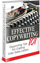 Thumbnail Effective Copywriting 101  Copywriting Tips For Crafting Killer Sales Letters - *w/Resell Rights*