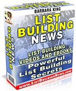 Thumbnail List Building News  List Building Videos And Ebooks  Powerful List Building Secrets - *w/Resell Rights*