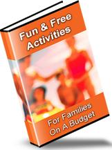 Thumbnail Fun & Free Activities For Families On A Budget  Have Fun With Family - *w/Resell Rights*