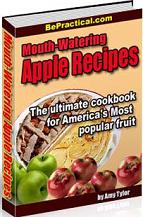 Thumbnail Mouth-Watering Apple Recipes - The Ultimate Cookbook For America s Most Popular Fruit - *w/Resell Rights*