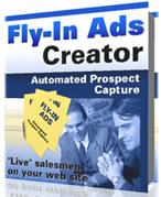 Thumbnail Fly-In Ads Creator  Automated Prospect Capture  LIVE Salesmen On Your Website
