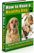 Thumbnail How To Have A Healthy Dog  How You Can Insure That Your Dog Is The Healthiest Pet Alive - *w/Resell Rights*