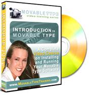 Thumbnail Introduction To Movable Type  A Video Course On Installing And Running Your Movable Type Software - *w/Resell Rights*