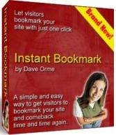 Thumbnail Instant Bookmark  Let Visitors Bookmark Your Site With Just One Click