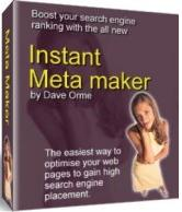 Thumbnail Instant Meta Maker  The Easiest Way To Optimize Your Webpages