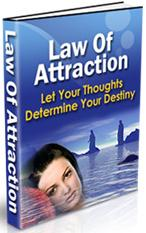 Thumbnail Law Of Attraction  Let Your Thoughts Determine Your Destiny - *w/Resell Rights*