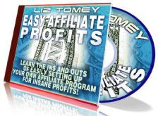 Thumbnail Easy Affiliate Profits  Learn The Ins And Outs Of Easily Setting Up Your Own Affiliate Program