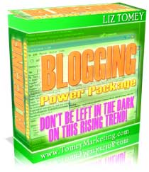 Thumbnail Blogging Power Package  Dont Be Left In The Dark On This Rising Trend - *w/Resell Rights*
