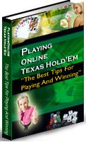 Thumbnail Playing Online Texas Holdem  The Best Tips For Playing And Winning