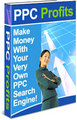 Thumbnail PPC Profits  Make Money With Your Very Own PPC Search Engine - *w/Resell Rights*